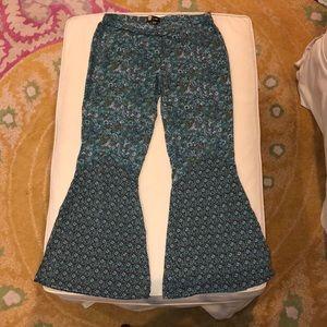 O'Neill Pants - Anna Sui O'Neill Day Dreamer Bell Beach Bottoms L